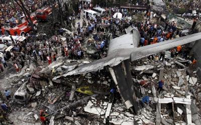 Причиной крушения самолета марки SSJ-100 в Индонезии явился человеческий фактор