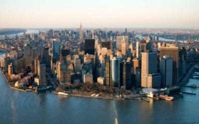 Путешествие в Нью-Йорк.