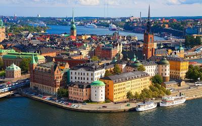 Путешествие в Швецию на отдых