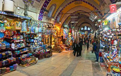Шоппинг по брендовым бутикам в Турции