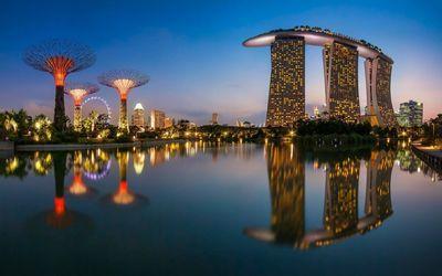 Строгие правила для туристов, приезжающих в Сингапур